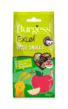 Burgess Excel Apple Snacks