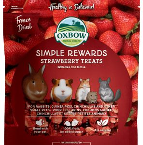 oxbow strawberry treats O411