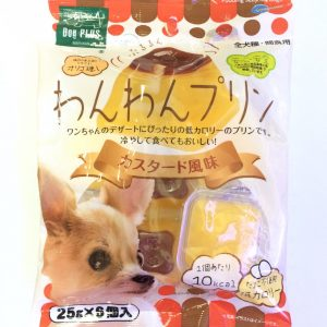Marukan - Custard Jelly Pudding for Dog