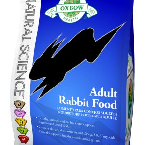 Oxbow Natural Science - Adult Rabbit