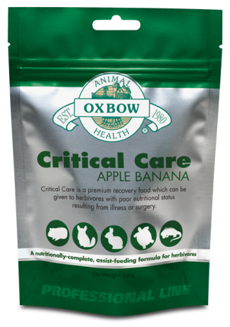 Oxbow Critical Care - Apple And Banana