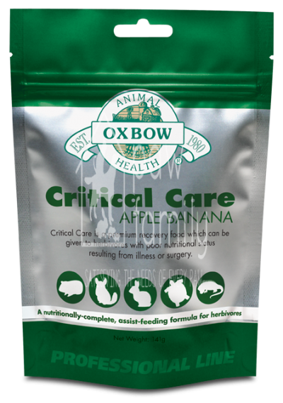 Oxbow Critical Care – Apple And Banana