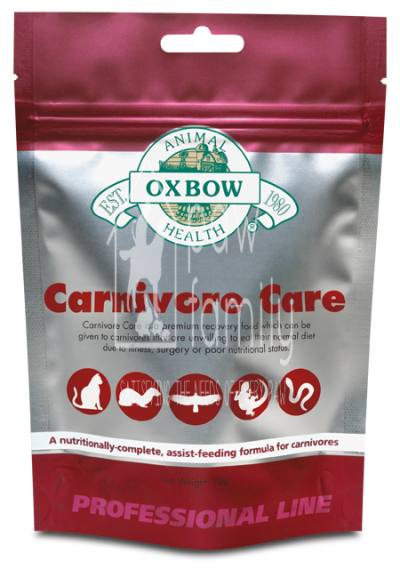 Oxbow Critical Care – Carnivore