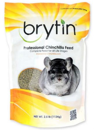 BRYTIN Professional Chinchilla Feed 7.5lb