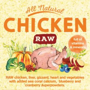 PetCubes Raw - Chicken