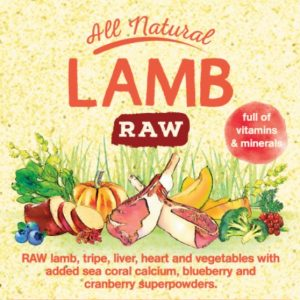 PetCubes Raw - Lamb