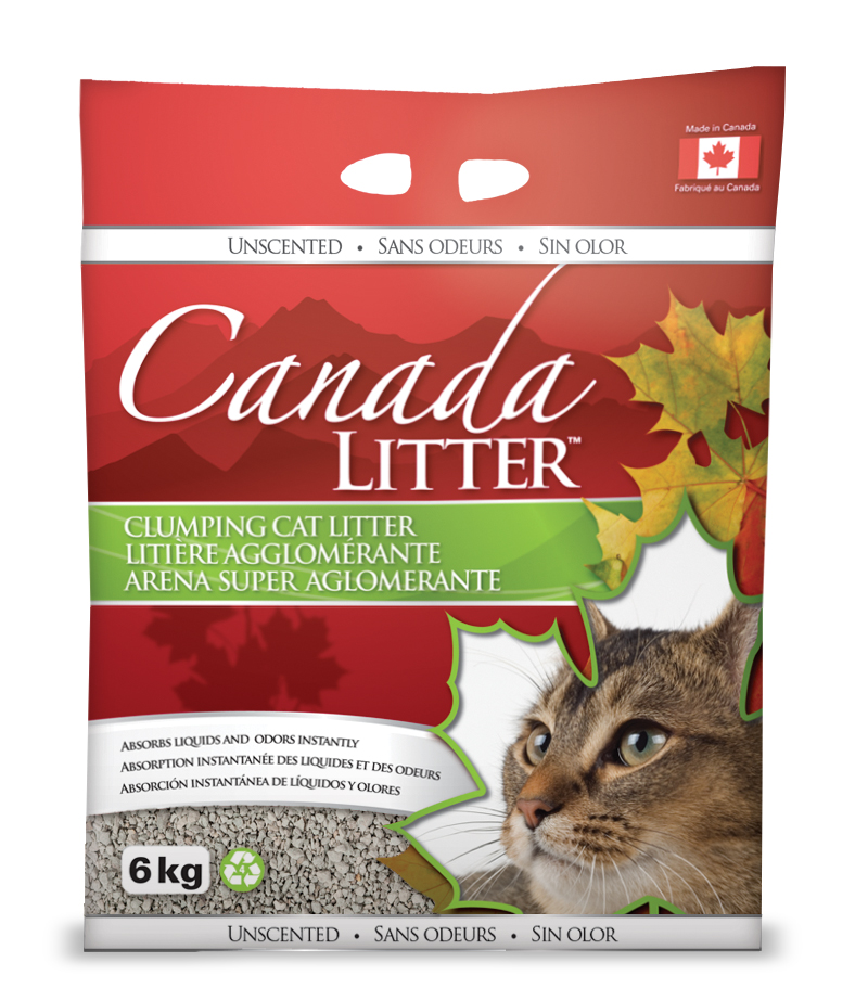 Canada Cat Litter - Unscented