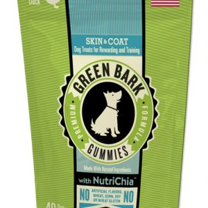 Green Bark Gummies - Skin & Coat