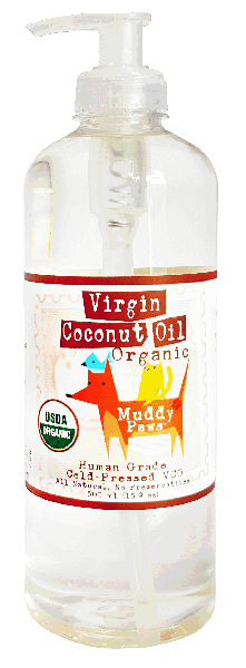 Muddy Paws Virgin Coconut Oil (VCO)
