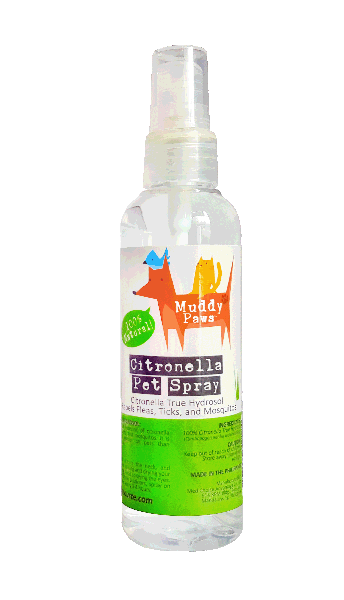 Muddy Paws Citronella Pet Spray