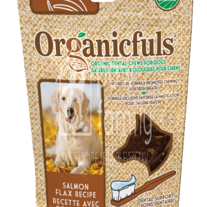 Organicfuls - Dental Chews Salmon