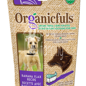 Organicfuls - Dental Chews Banana