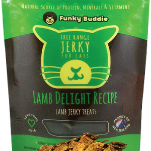 Funky Buddie Cat Lamb Delight Recipe