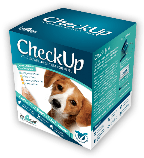 CheckUp Kit For Dogs