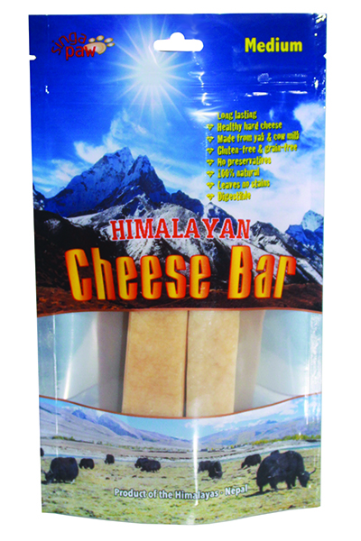 SingaPaw Himalayan Cheese Bar
