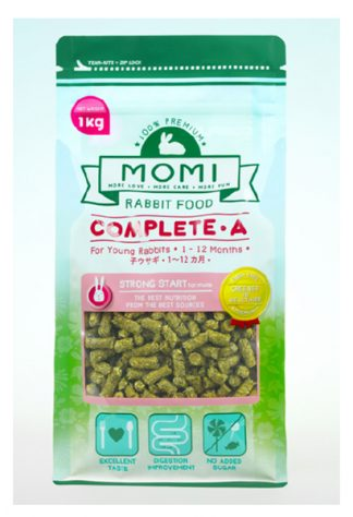 Momi Hay - Complete-A (Young Rabbit Food)