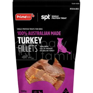 Prime100 SPT Turkey Fillet