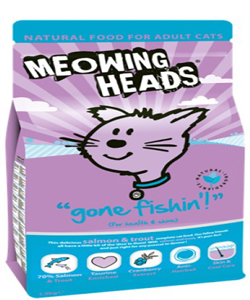 Meowing Heads Gone Fishing