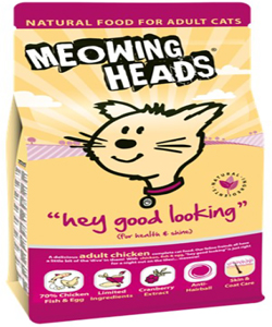Meowing Heads Hey Good Looking