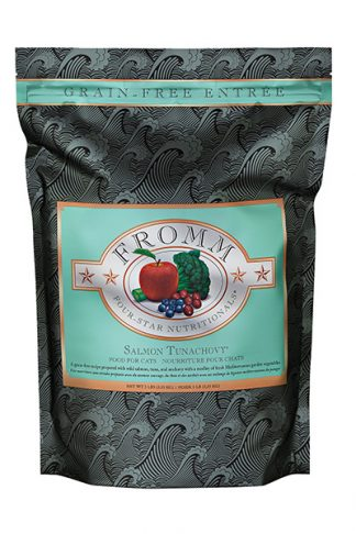 Fromm Cat Dry - Grain Free Salmon Tunachovy