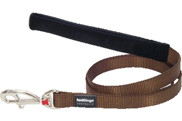 RED DINGO LEAD – brown