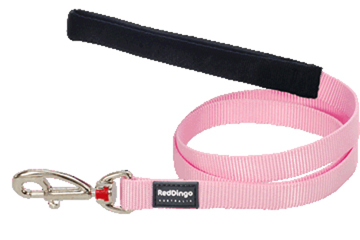 RED DINGO LEAD – pink