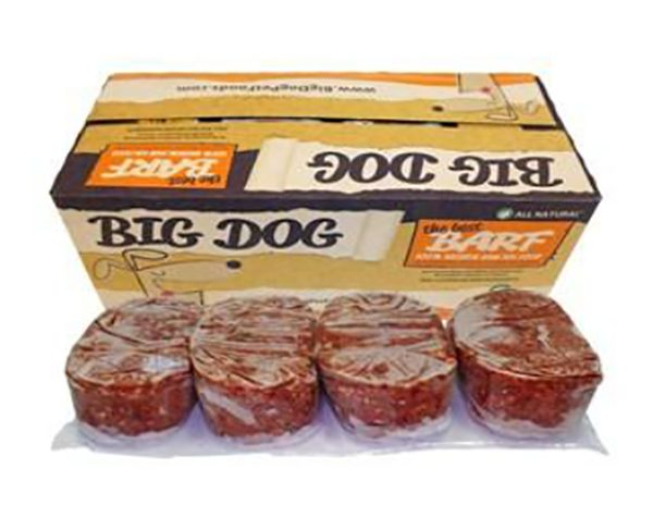 Big Dog – Dog – Barf Chicken
