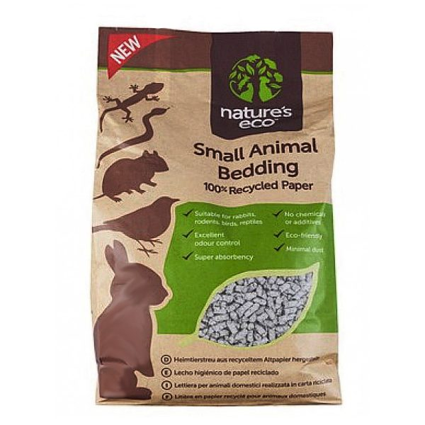 Nature's Eco – Small Animal Bedding (Recycle Paper) 30L