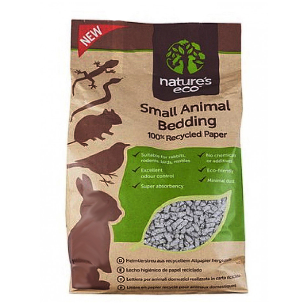 Nature's Eco - Small Animal Bedding (Recycle Paper) 30L