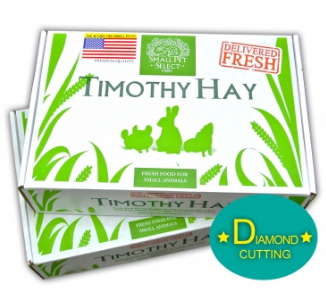 small pet select timothy hay DIAMOND CUT