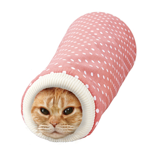 CT379 – Marukan Sleeve Shaped Tunnel for Cat