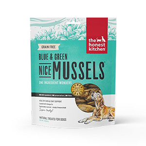 the honest kitchen mussel
