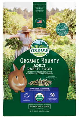 oxbow organic bounty rabbit