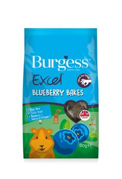 Burgess Excel Blueberry Bakes B45