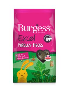 Burgess Excel parsley pieces