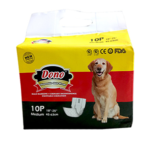 Dono Male Diaper